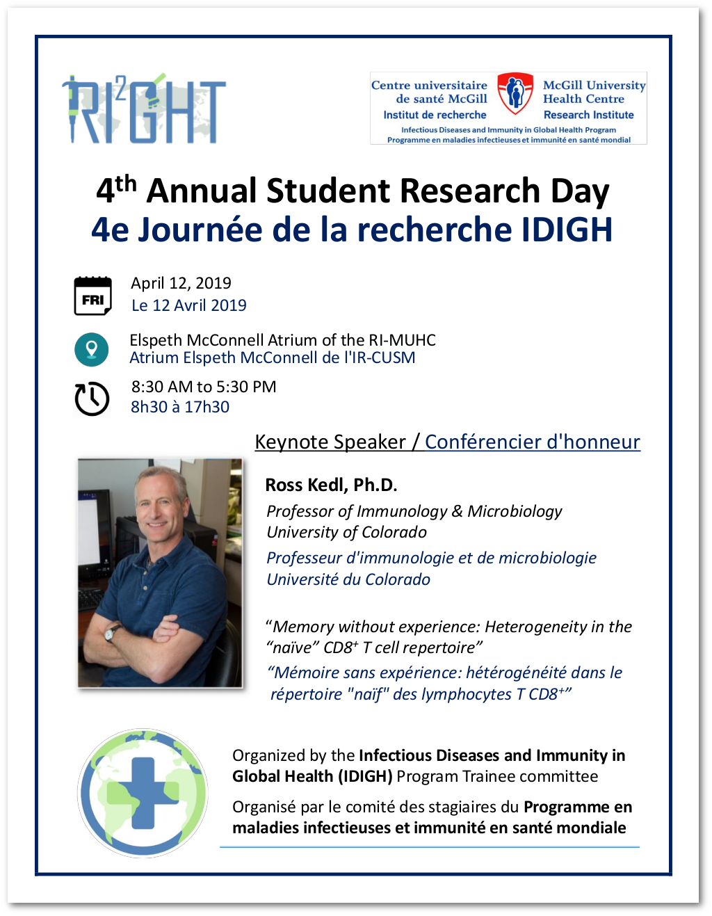 IDIGH - Research Day